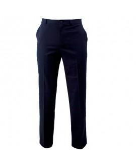 Pantaloni invernali blu maschili