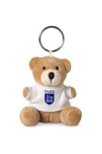 Teddy bear key chain
