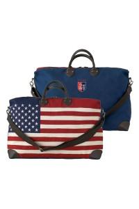 Travel bag USA flag