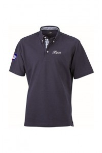 Men's polo shirt available until stock lasts