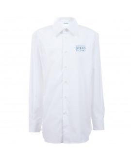 Long sleeved Oxford shirt