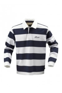 Rugby style sweatshirt available until stock lasts